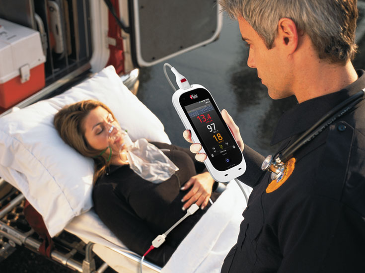 Masimo - rainbow SET™ Screening for Elevated Carbon Monoxide Levels with SpCO®