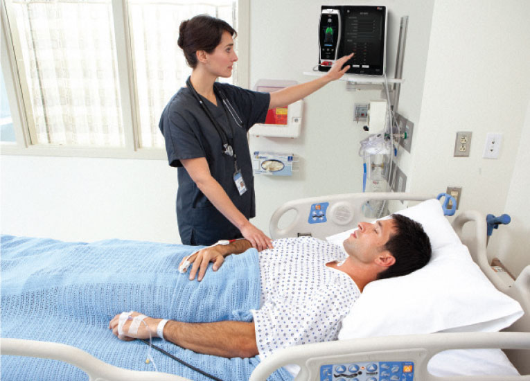 Masimo ‑ Patient SafetyNet - Transmission électronique