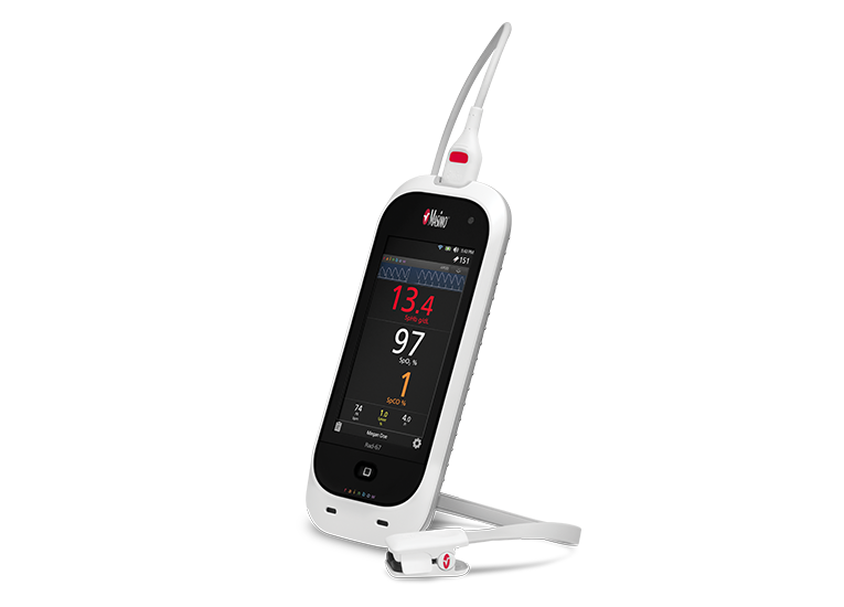 Masimo – Fonctions du Pulse CO-Oximeter Rad-67™ Pulse CO-Oximeter®