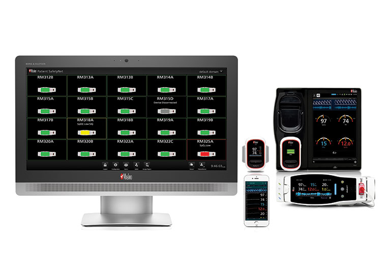 Masimo - Patient SafetyNet Supplemental Remote Monitoring